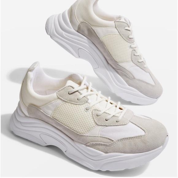 Topshop Shoes - Topshop Ciara Chunky Sneakers
